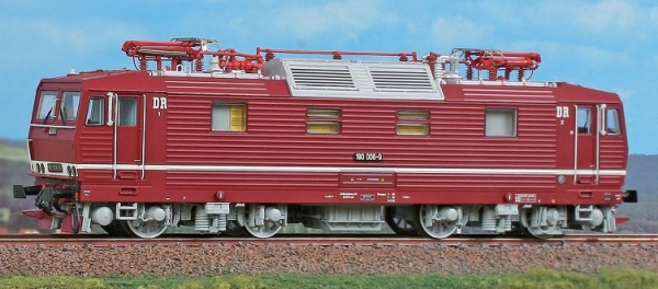 "60541 ACME E-Lok  BR 180 "" Knödelpresse "" der DR"
