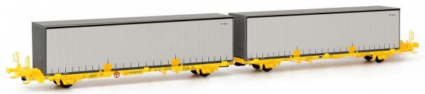 SUTF26317 Sudexpress Doppel-Containerwagen Laagrss der Transfesa